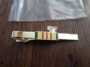 Vietnam Veteran 1967 Ribbon Lapel Hat Pin Tie Tac FAST USA SHIPPING
