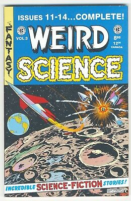 WEIRD SCIENCE #3 EC Annuals