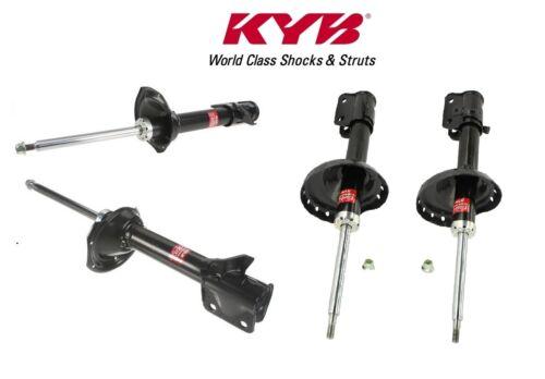 KYB 4 Excel-G Struts Shocks For Subaru Impreza WRX Outback Sport Wagon 04 to 07