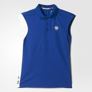 4ff02b2fa2 Details about Adidas Y-3 Yohji Yamamoto Roland Garros Ball Girls Shirt  AI1163 Limited Edition