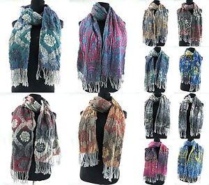 US SELLER-$4.75 each,lot of 20 boho winter scarves neckwarmer shawl new fashion