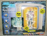 MINT TRANSPORTER with LIGHTS & SOUNDS Star Trek Next Generation PLAYMATES 1993!
