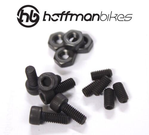 Hoffman Bikes BMX Bike 8mm SoleMate Pedal Pins//Grip Replacement