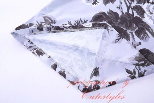 Garçons floral t shirt top à manches courtes t-shirt enfants vêtements âge 2-9 ans