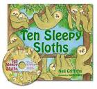 Ten Sleepy Sloths by Neil Griffiths (Mixed media product, 2011)
