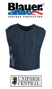 New-Blauer-DARK-NAVY-Polyester-ArmorSkin-Vest-Outer-Carrier-Uniform-Cover-8370