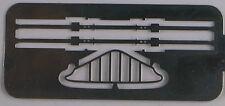 1/43e planche de photodécoupages pour Simca Le Mans 1950 N°66