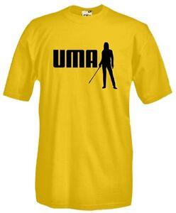 T-Shirt-girocollo-manica-corta-Movie-M09-Kill-Bill-Uma-Thurman