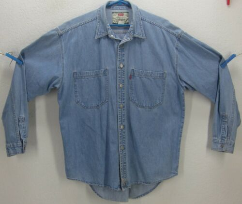 Vintage Levi's Red Tab Men's size Large Light Sun