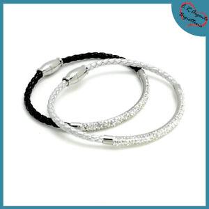 bracciale-da-donna-in-acciaio-cordino-con-zirconi-strass-braccialetto-inox-corda