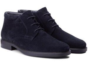 GEOX-BRANDOLF-U844VA-scarpe-uomo-polacchine-stivaletti-sneakers-pelle-camoscio
