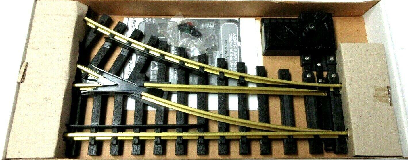 ARISTO CRAFT 30300 BRASS  RH MANUAL SWITCH