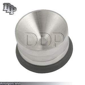Restorative-Mixing-Amalgam-Well-Pot-Non-Slip-Dental-Instruments-Stainless-Steel