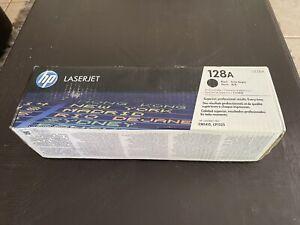 HP LaserJet 128A Toner Cartridge - Black (CE320A) NEW iN BOX Print