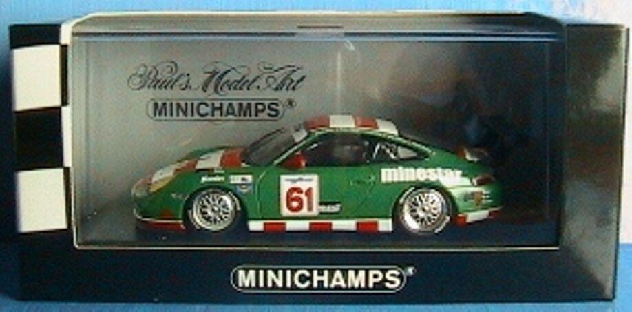 PORSCHE 911 GT3 CUP  61 24H DAYTONA 2005 NEARN LACEY SHEP G & M WILKINS MINICHAM