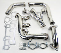 Buick Regal 84-85 Grand National 3.8l V6 Turbo Exhaust Manifold Headers Downpipe