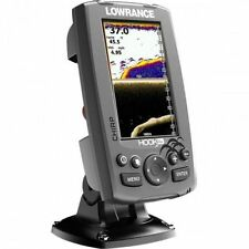 Lowrance Ecoscandaglio Hook-4X con trasduttore Downscan 455/800 kHz #62320192