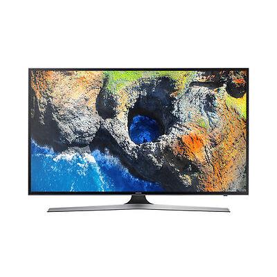 "SAMSUNG 55"" 55MU6100 SMART 4K UHD WITH HDR PRO LED TV  +DEALERS WARRANTY"