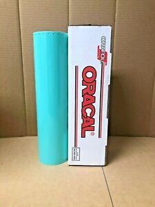 "Oracal 651 1 Roll 15/"" x 10yd 30ft King Blue 049 Gloss Sign Vinyl"