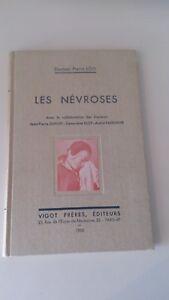Pierre Lôo - Les névroses - Vigot frères (1960)