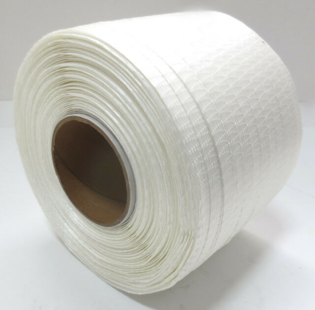 """Boat Shrink Wrap Shrink Wrap Packing Woven Cord Poly Strapping3//4/""""x1500/'"""