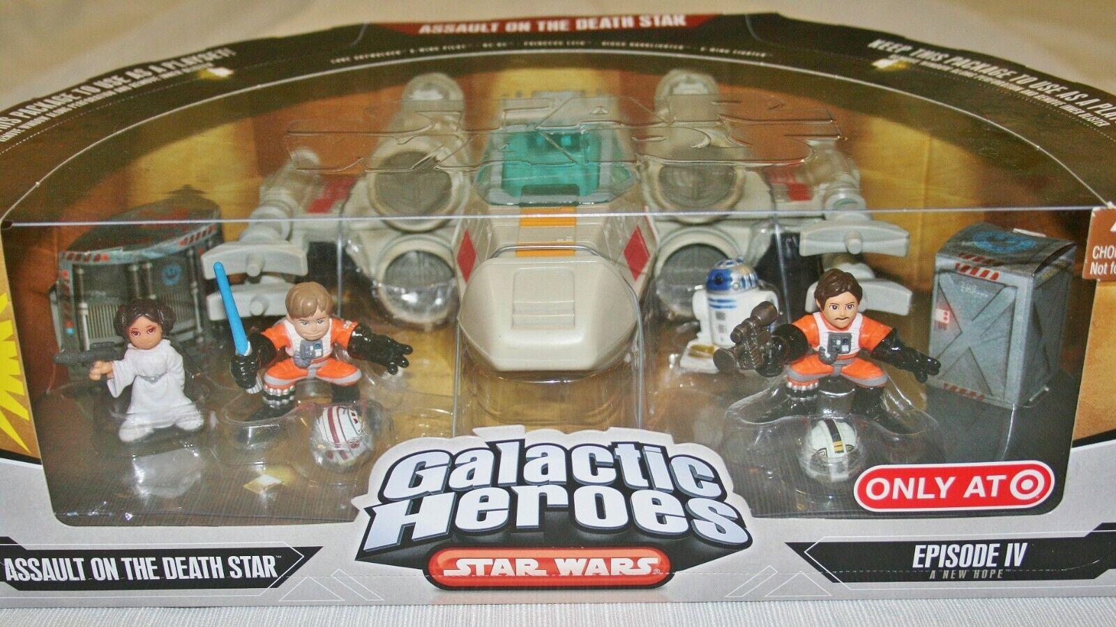 Star Wars Assaut Sur L'étoile de la mort figurine Hasbro NOUVEAU