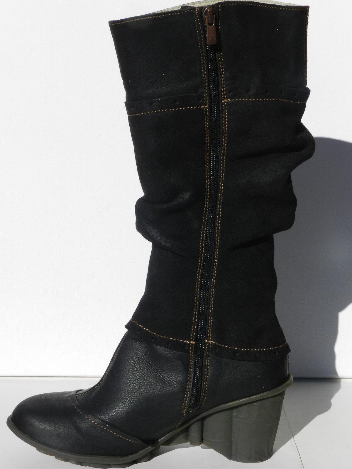 El Naturalista Anji N892 N892 N892 shoes Femme 41 Bottes Tall Boots 892 Cavalière New a812f3