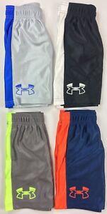Boy-039-s-Youth-Under-Armour-Heatgear-Polyester-Shorts