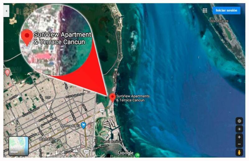 Edificio en Venta,  7 Departamentos, AMUEBLADOS, EQUIPADOS, SM 84, Puerto Juarez, Cancún.