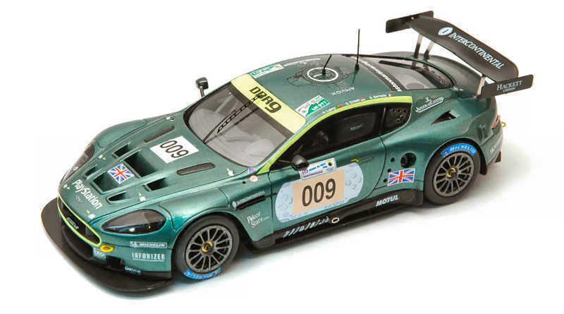 Aston martin dbr 9   009 - 2006 1 43 modell spark - modell