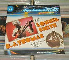 Lonnie Smith & B.J. Thomas - LP (mint-) La Grande Storia del Rock / ITALY
