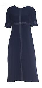 Stunning-NEW-Ex-Principles-Navy-Dress