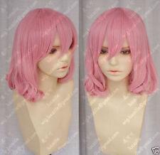 cosplay Wig Hair Oriental ZYR / Emukae Nujiang loli Maid Princess Short pink