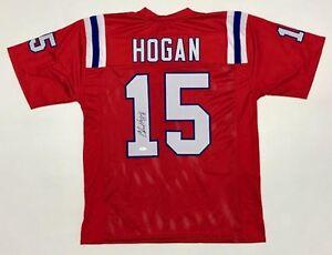 Chris Hogan Signed Patriots Jersey (JSA) Super Bowl champion (LI ...