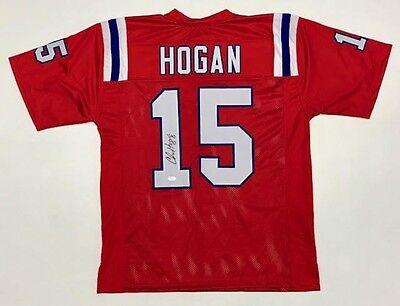 Chris Hogan Signed Patriots Jersey (JSA) Super Bowl champion (LI) Wide Receiver | eBay