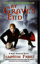 At Grave's End (Night Huntress, Book 3), By Jeaniene Frost,in Used but Acceptabl