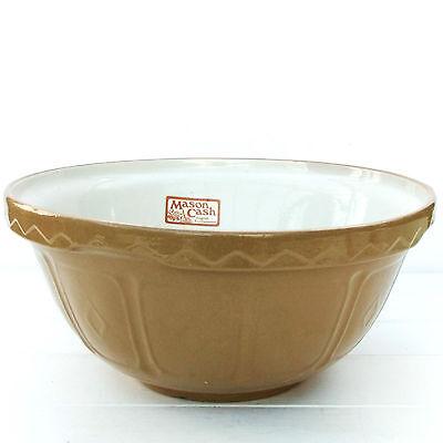 Vintage Retro Mason Cash Large Mixing Bowl