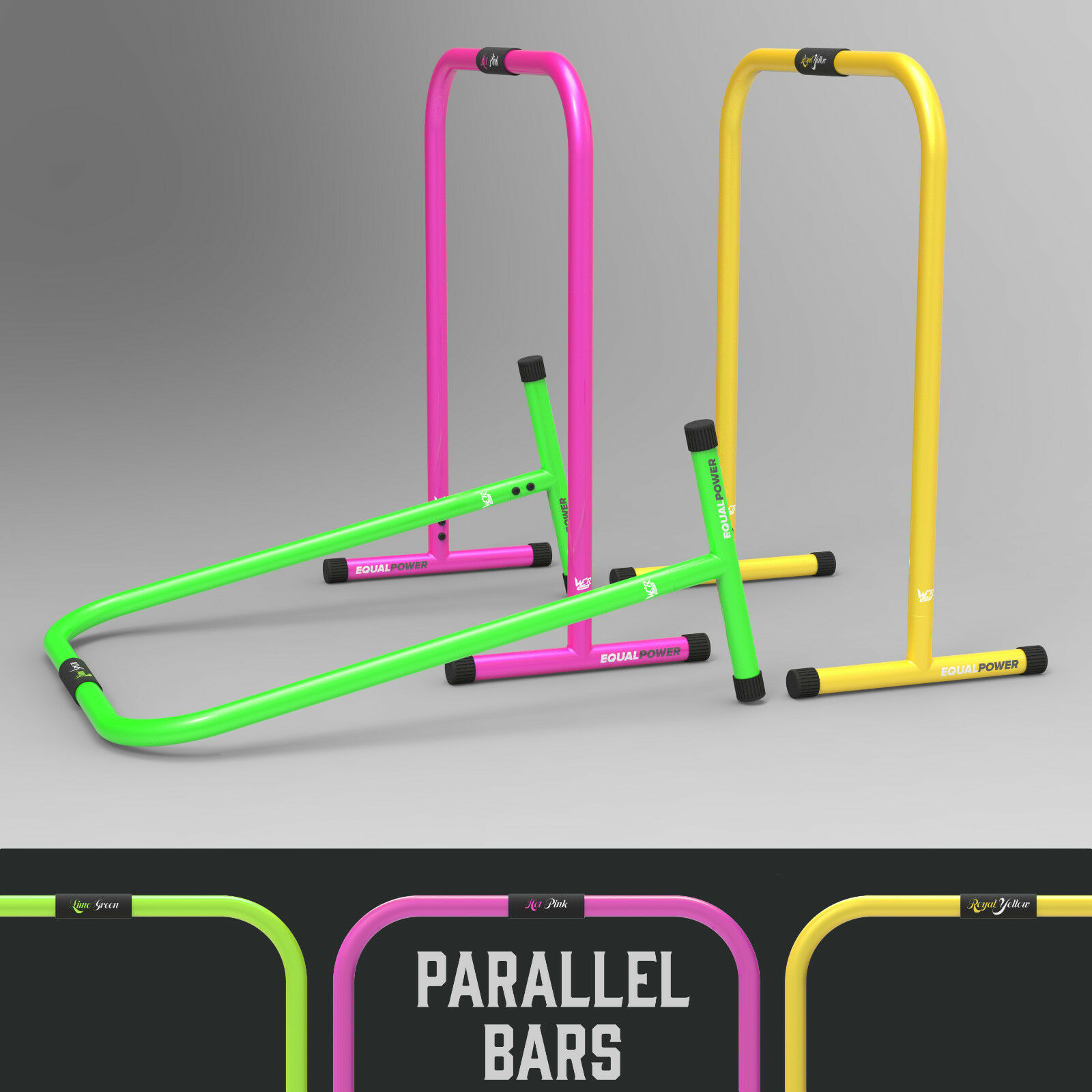 We R Sport Parallel Bars Dip Stands Crossfit Gymnastic Core Workout