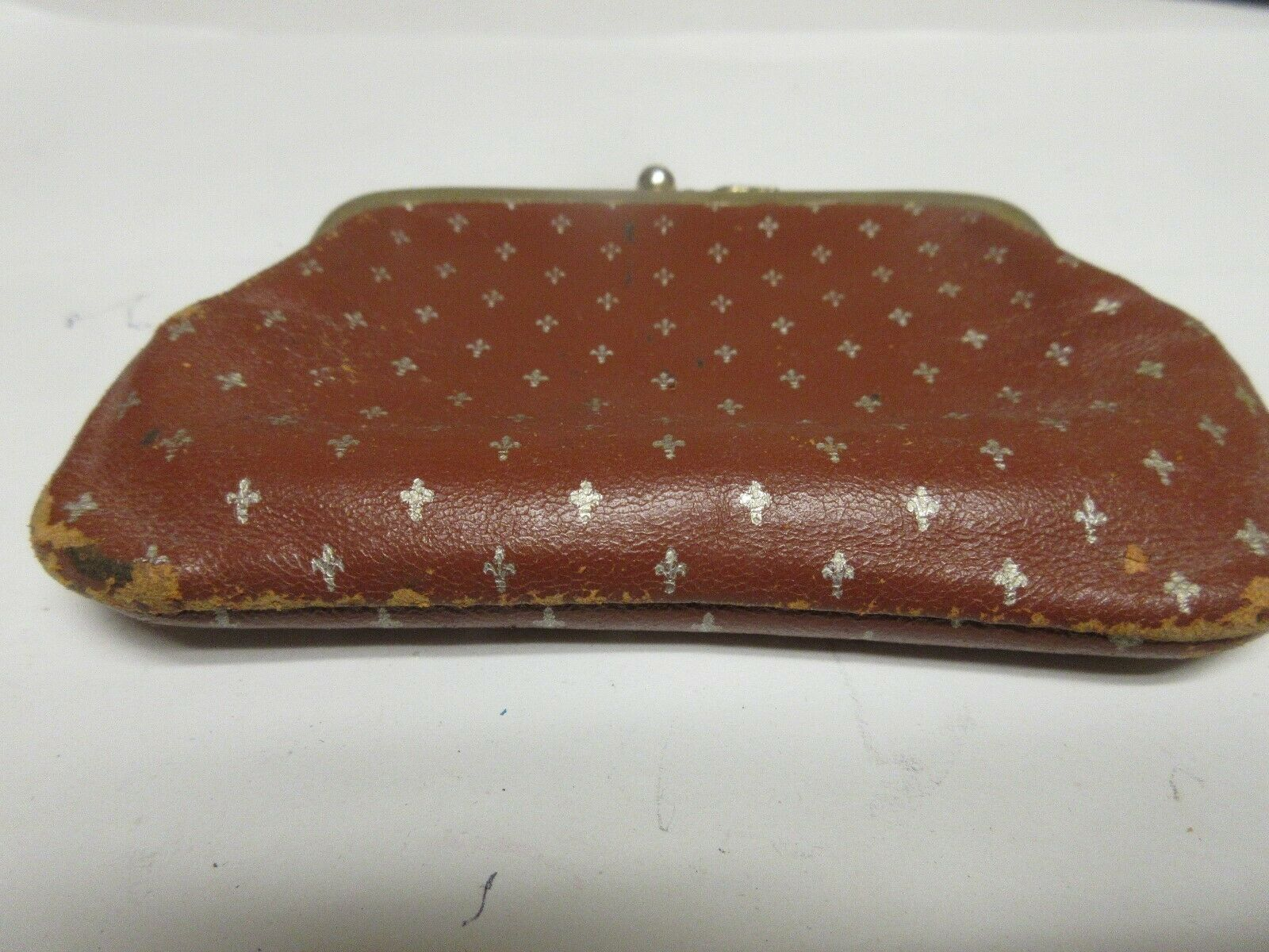 Ladies Wallet / Change Purse , Vintage ,Made In Italy ,