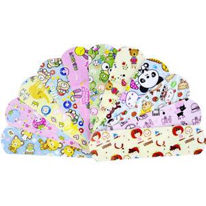 Cartoon-Pattern-Waterproof-Bandage-Band-Aid-Hemostatic-Kids-Eyeful-Hand-Foot