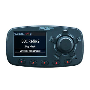 In-Car-DAB-Digital-FM-Radio-Adapter-Bluetooth-Handsfree-Calling-Kit
