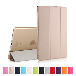 Luxury-SMART-PU-Leather-Stand-Book-Case-Cover-For-Apple-iPad-2-3-4-AIR-PRO-9-7