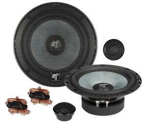 "Hifonics ZS6.2E 16,5 CM (6.5 "") Component System Speaker Set 200 Watt New"