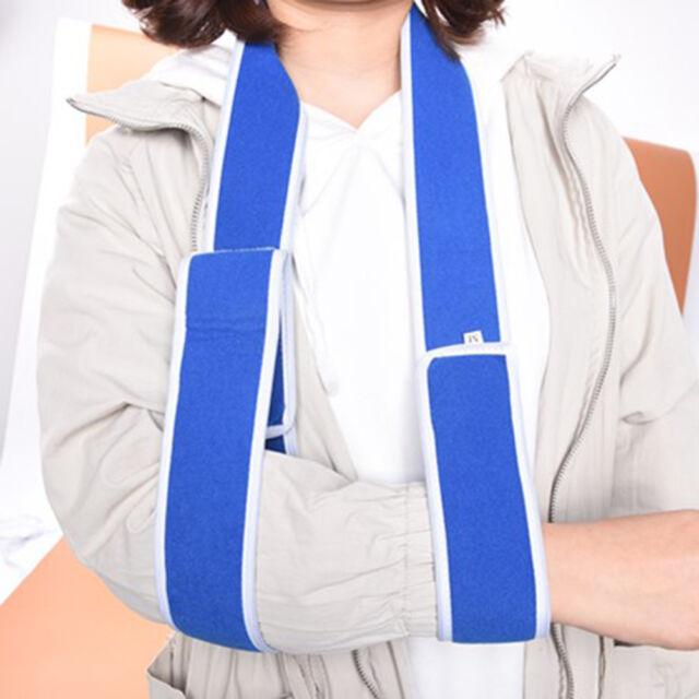 Medical Arm Support Strap Shoulder Forearm Sling Eblow Brace Immobiliser Bel Fy
