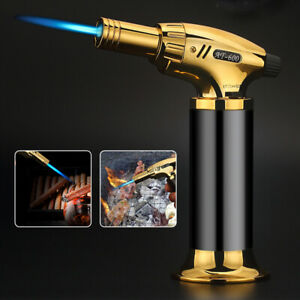 1300-Butane-Micro-Mini-Cigar-Adjustable-Blow-Torch-Lighter-Soldering-Welding