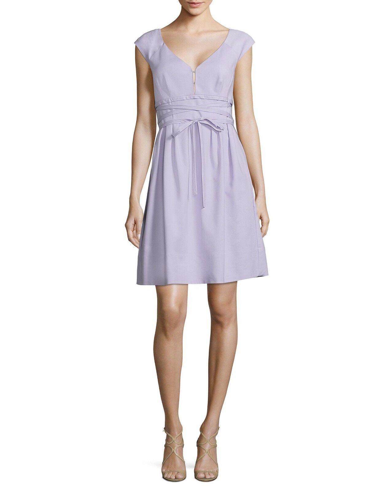 Nanette Nanette Lepore Womens Pintuck Floral Daytime Casual Dress BHFO 8916