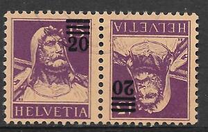 Switzerland stamps Zst K15 CANC VF