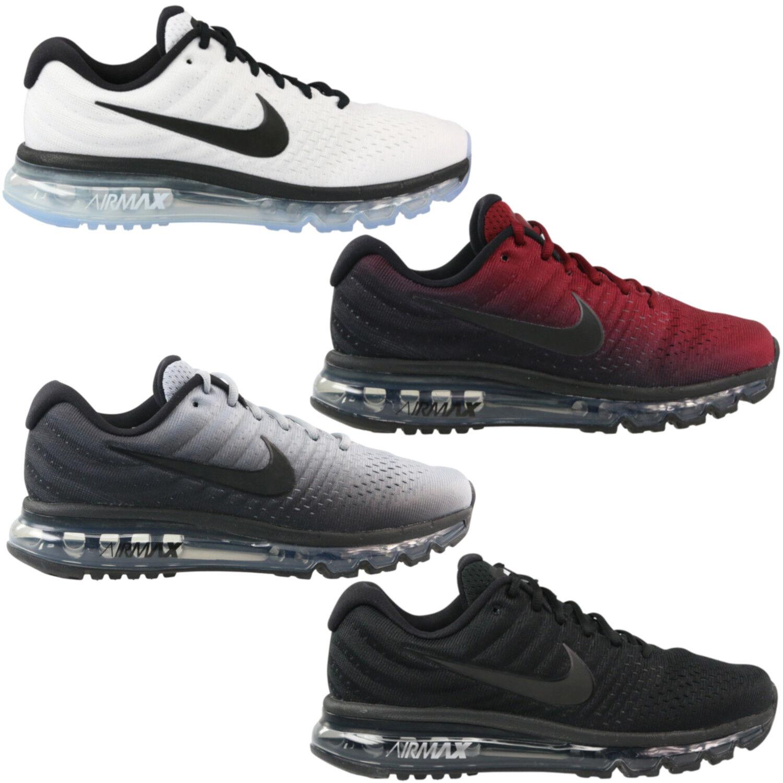 Nike Air Max 2017 Schuhe Laufschuhe Turnschuhe Laufen Herren 849559
