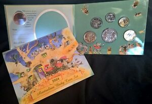 2004-BABY-MINT-SET-UNCIRCULATED-MINT-COIN-SET-ROYAL-AUSTRALIA-MINT