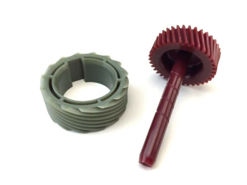 Chevrolet 700R4 TH350 TH350C 15 Tooth Speedometer Drive Gear /& 37 tooth driven
